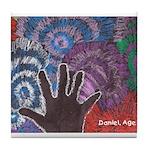 Daniel Art Tile Coaster
