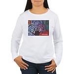 Daniel Art Women's Long Sleeve T-Shirt