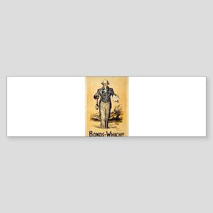 Pershing's Crusaders Sticker (Bumper)