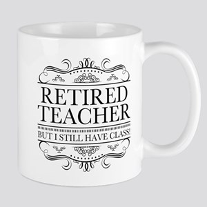 Funny Retired Teacher Mugs