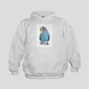 blue parakeet Sweatshirt
