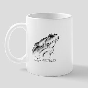 Cane Toad Mug