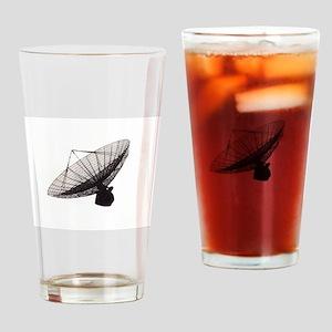 Satellite Drinking Glass