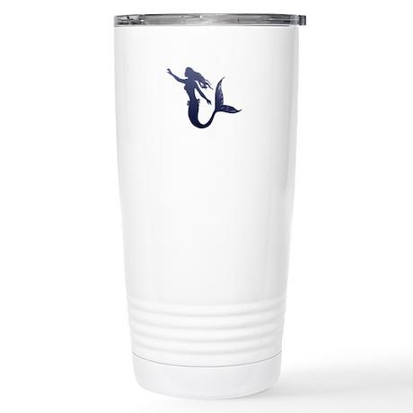 mermaid Stainless Steel Travel Mug