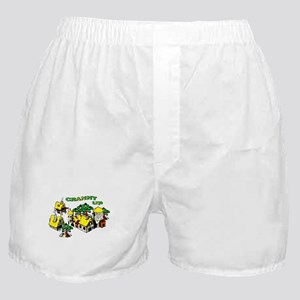 Cranny Up ! Boxer Shorts