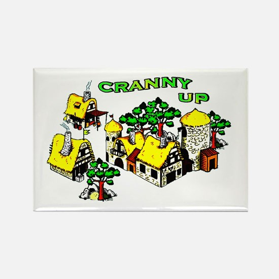 Cranny Up ! Rectangle Magnet (10 pack)