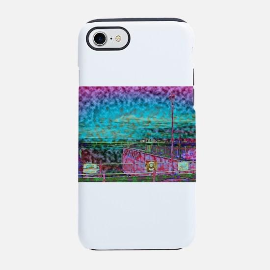 Abstract Art iPhone 7 Tough Case