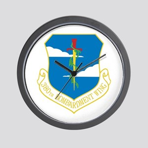 380th Bomb Wing Wall Clock