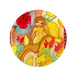 """3.5"""" Button (100 pack) by Lee"""
