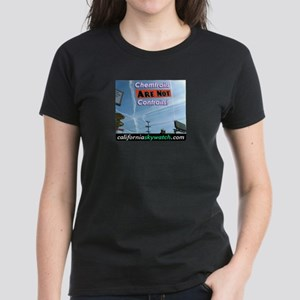 Chemtrails Women's Dark T-Shirt