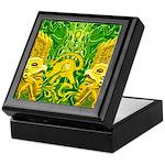 Green Totonac Keepsake Box