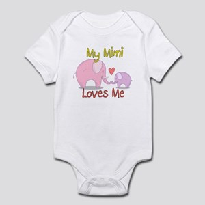 My Mimi Loves Me Infant Bodysuit