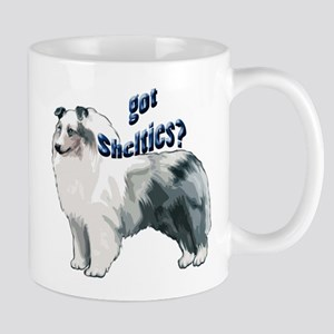 Blue Merle Shelty Mug