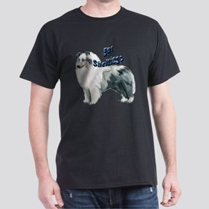 Blue Merle Shelty Dark T-Shirt
