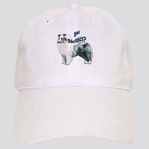 Blue Merle Shelty Cap