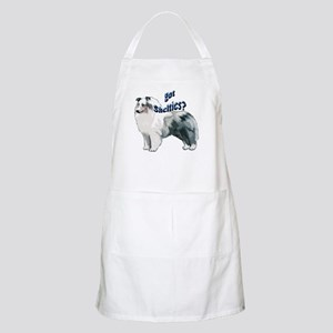 Blue Merle Shelty Apron