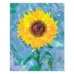 """""""Sunflower"""" 16 x20"""" Poster"""