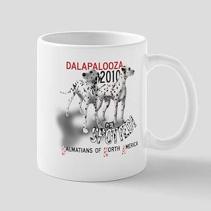 DNA Dalapalooza 2010 mug