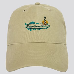 Cape Fear NC - Lighthouse Design Cap