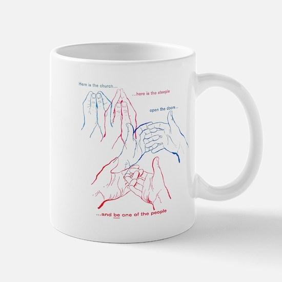 'Church' Ceramic Mug