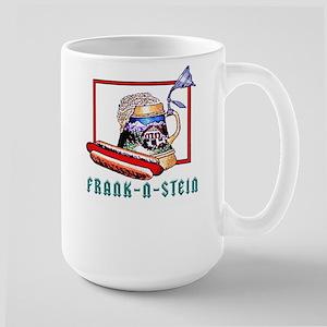 """FRANK-N-STEIN"" Large Mug"