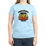 Official Smoke Rising BBQ Competition Team LOGO T-