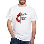 Faith Church Walking In Faith T-Shirt
