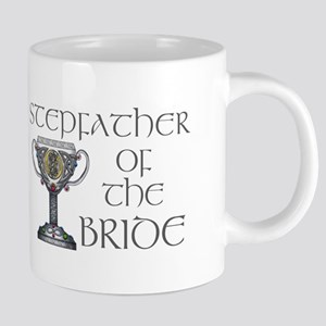 Celtic Stepfather Bride 20 oz Ceramic Mega Mug
