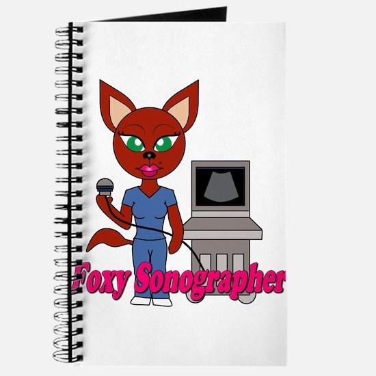 """Foxy Sonographer"" Journal"