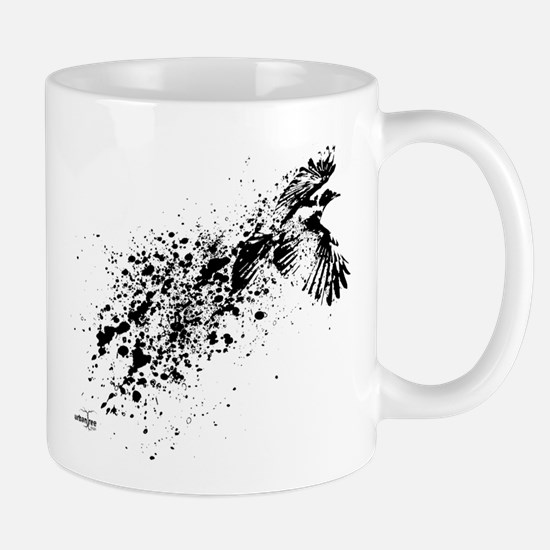 ...as the crow flies Mug