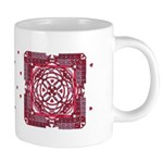 Celtic Valentine 20 oz Ceramic Mega Mug
