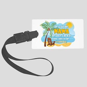 Cool Nana Large Luggage Tag