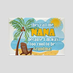 Cool Nana Rectangle Magnet