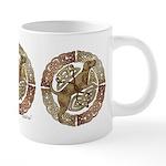 Celtic Dog 20 oz Ceramic Mega Mug