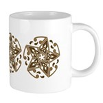 Celtic Star 20 oz Ceramic Mega Mug