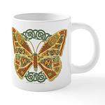 Celtic Butterfly 20 oz Ceramic Mega Mug