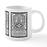 Celtic All-Seeing Eye 20 oz Ceramic Mega Mug