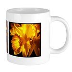 Illuminated Daffodil 20 oz Ceramic Mega Mug