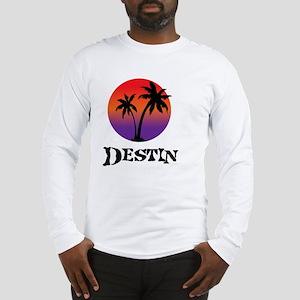 Destin Florida. Long Sleeve T-Shirt