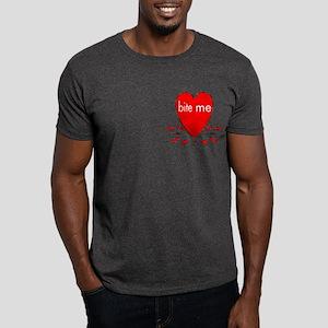 Bite Me Black T-Shirt