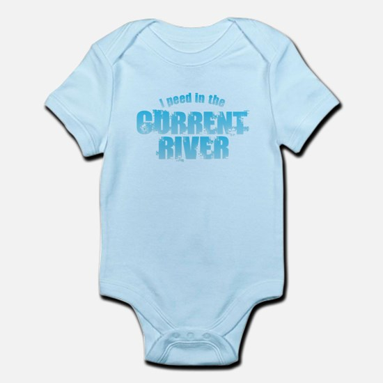 I Peed in the Current River Body Suit