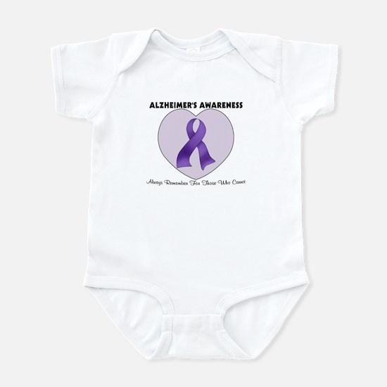 Alzheimer's Awareness Infant Bodysuit