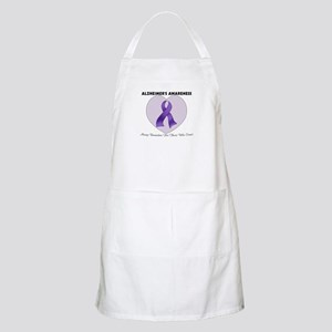 Alzheimer's Awareness Apron