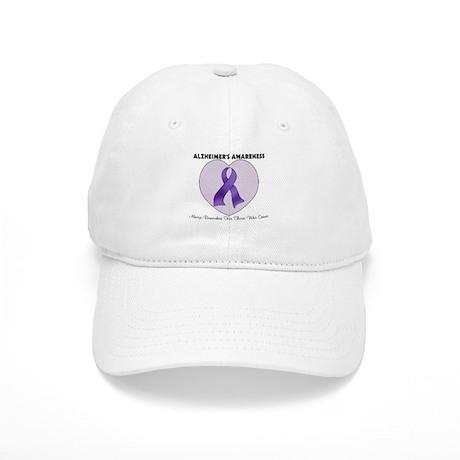 Alzheimer's Awareness Cap