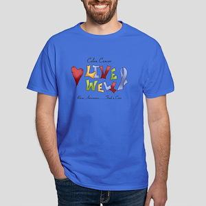 Colon Cancer (lw) Dark T-Shirt
