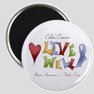 Colon Cancer (lw) Magnet
