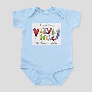 Prostate Cancer (lw) Infant Bodysuit
