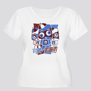 Loco Mascot Women's Plus Size Tee