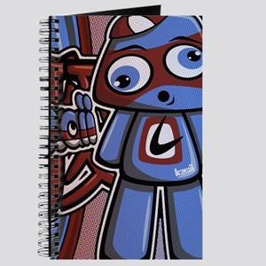 Loco Mascot Tag Journal