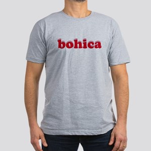 bohica Men's Fitted T-Shirt (dark)